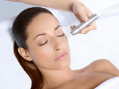 huid behandeling